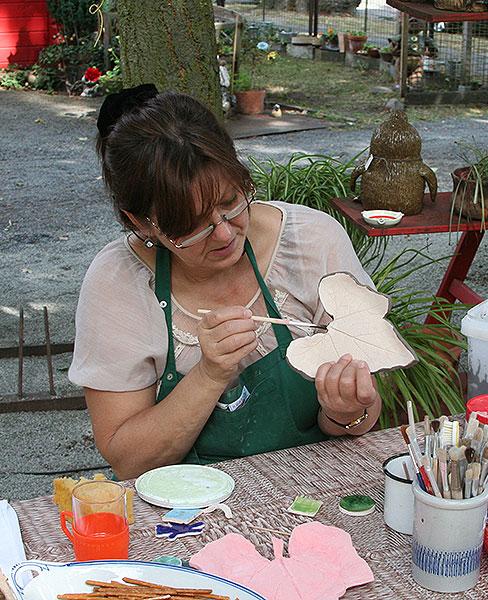 Keramikwerkstatt Rabenmütterchen Keramikfiguren Und Keramikkurse